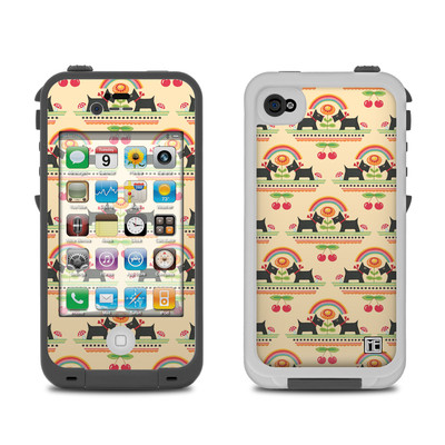 Lifeproof iPhone 4 Case Skin - Scotties