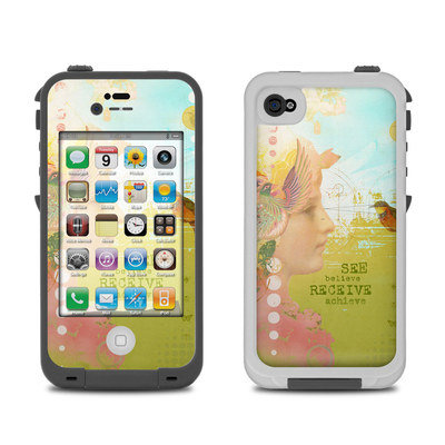 Lifeproof iPhone 4 Case Skin - See Believe