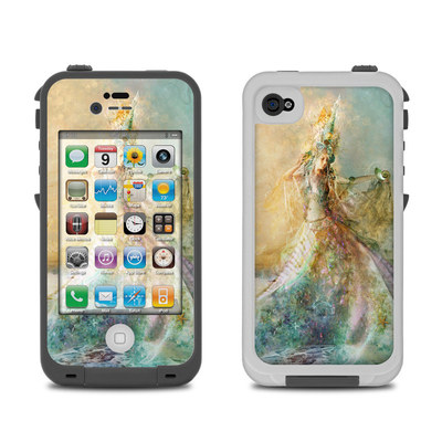 Lifeproof iPhone 4 Case Skin - The Shell Maiden