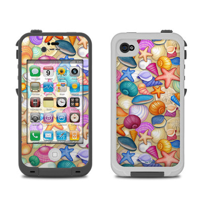Lifeproof iPhone 4 Case Skin - Shells