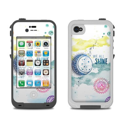 Lifeproof iPhone 4 Case Skin - Shine On