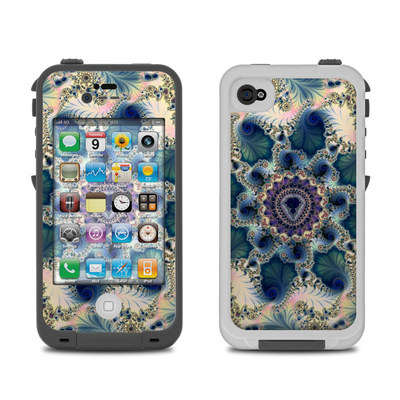 Lifeproof iPhone 4 Case Skin - Sea Horse