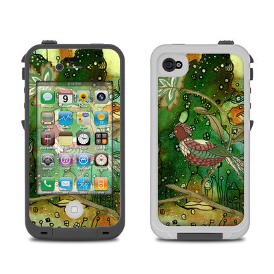 Lifeproof iPhone 4 Case Skin - Sing Me A Song