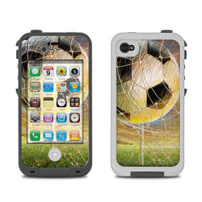 Lifeproof iPhone 4 Case Skin - Soccer