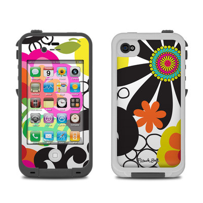 Lifeproof iPhone 4 Case Skin - Splendida