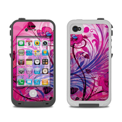 Lifeproof iPhone 4 Case Skin - Spring Breeze