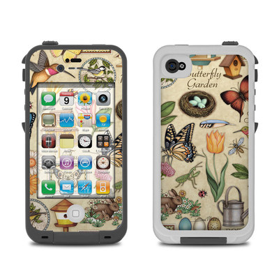 Lifeproof iPhone 4 Case Skin - Spring All