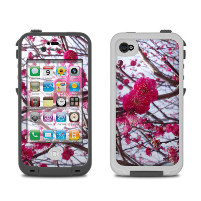 Lifeproof iPhone 4 Case Skin - Spring In Japan