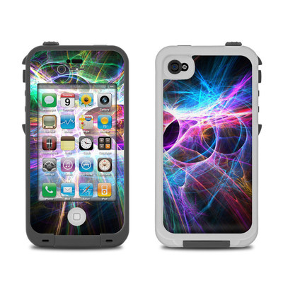 Lifeproof iPhone 4 Case Skin - Static Discharge