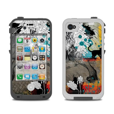 Lifeproof iPhone 4 Case Skin - Stay Awhile