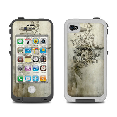 Lifeproof iPhone 4 Case Skin - Steamtime