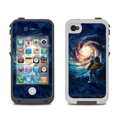 Lifeproof iPhone 4 Case Skin - Stellar Surfer