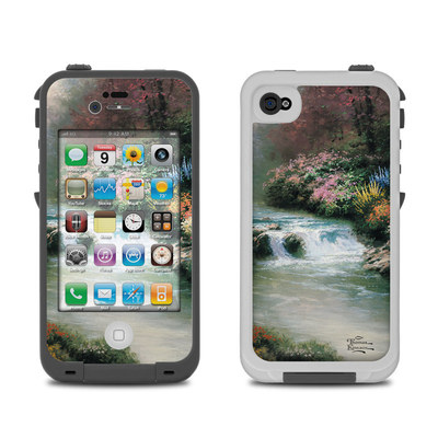 Lifeproof iPhone 4 Case Skin - Beside Still Waters