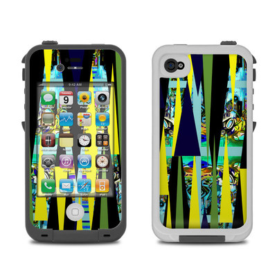 Lifeproof iPhone 4 Case Skin - Sun Beam
