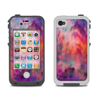 Lifeproof iPhone 4 Case Skin - Sunset Storm