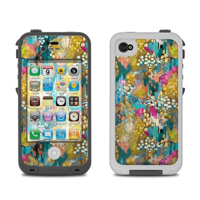 Lifeproof iPhone 4 Case Skin - Sweet Talia