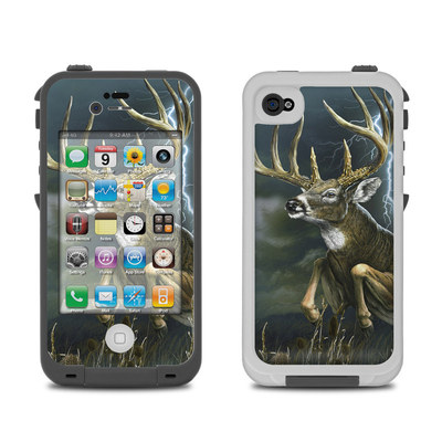 Lifeproof iPhone 4 Case Skin - Thunder Buck
