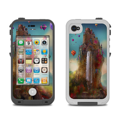 Lifeproof iPhone 4 Case Skin - The Festival
