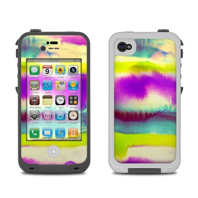 Lifeproof iPhone 4 Case Skin - Tidal Dream