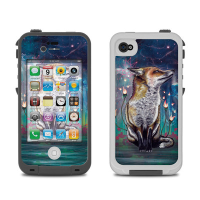 Lifeproof iPhone 4 Case Skin - There is a Light