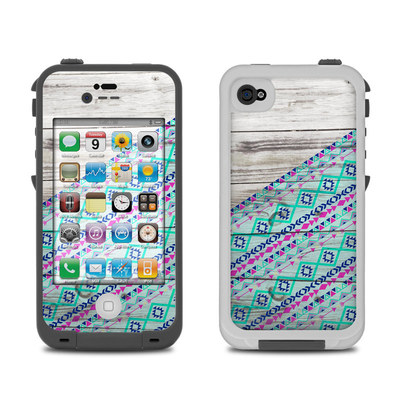 Lifeproof iPhone 4 Case Skin - Traveler