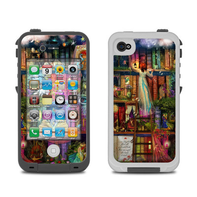 Lifeproof iPhone 4 Case Skin - Treasure Hunt