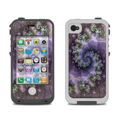 Lifeproof iPhone 4 Case Skin - Turbulent Dreams