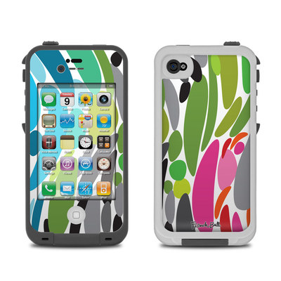Lifeproof iPhone 4 Case Skin - Twist