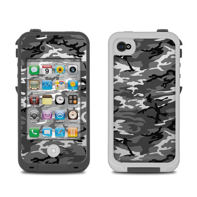 Lifeproof iPhone 4 Case Skin - Urban Camo