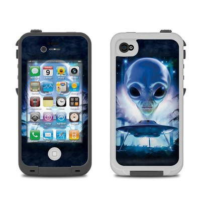 Lifeproof iPhone 4 Case Skin - UFO