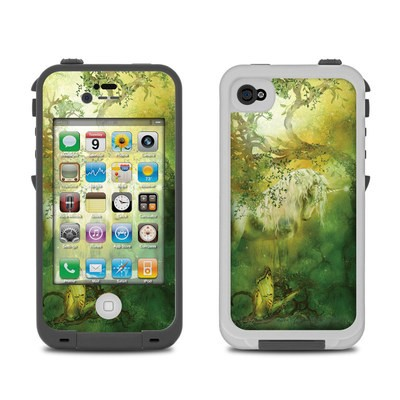 Lifeproof iPhone 4 Case Skin - Unicorn
