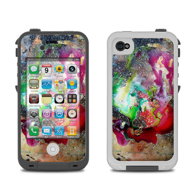 Lifeproof iPhone 4 Case Skin - Universe
