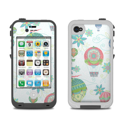 Lifeproof iPhone 4 Case Skin - Up and Away