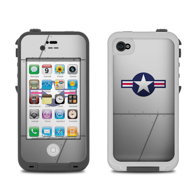 Lifeproof iPhone 4 Case Skin - Wing