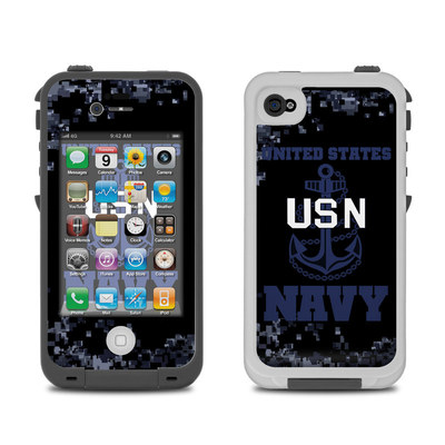 Lifeproof iPhone 4 Case Skin - USN