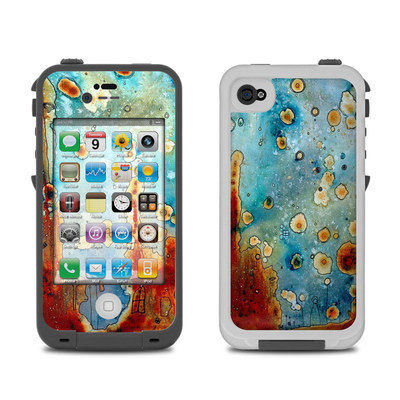 Lifeproof iPhone 4 Case Skin - Underworld