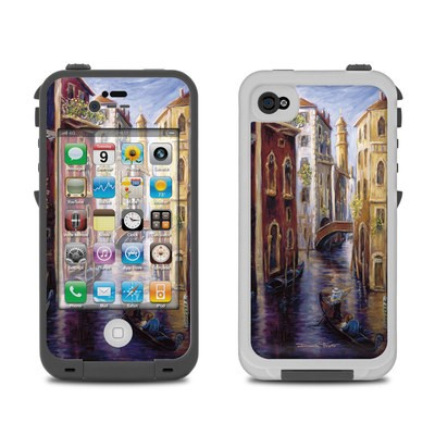 Lifeproof iPhone 4 Case Skin - Venezia