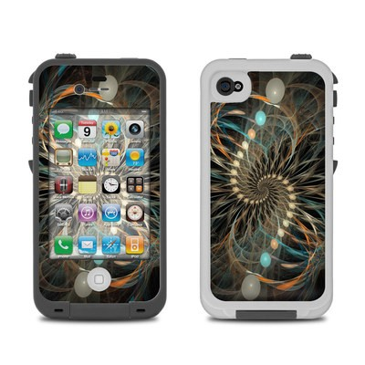 Lifeproof iPhone 4 Case Skin - Vortex
