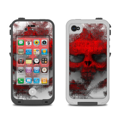 Lifeproof iPhone 4 Case Skin - War Light