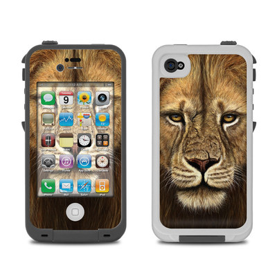 Lifeproof iPhone 4 Case Skin - Warrior