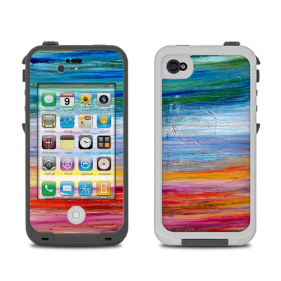 Lifeproof iPhone 4 Case Skin - Waterfall