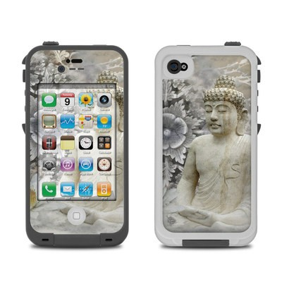 Lifeproof iPhone 4 Case Skin - Winter Peace