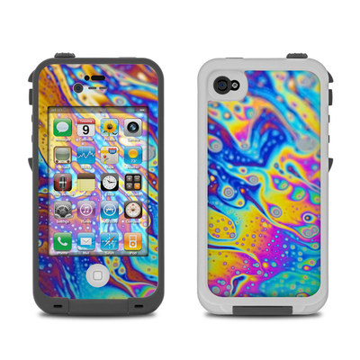 Lifeproof iPhone 4 Case Skin - World of Soap