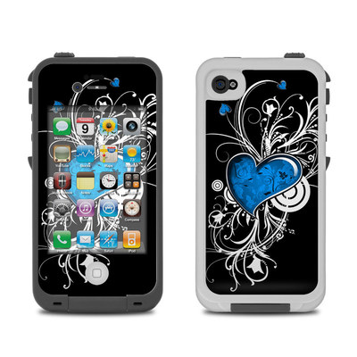 Lifeproof iPhone 4 Case Skin - Your Heart