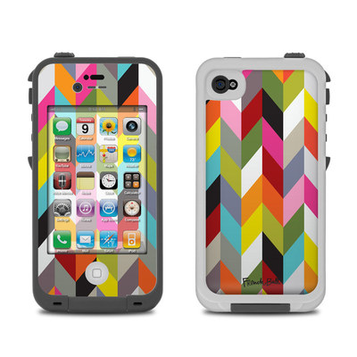 Lifeproof iPhone 4 Case Skin - Ziggy Condensed