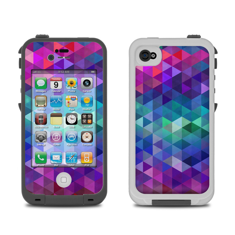Lifeproof iphone 4 case skin charmed