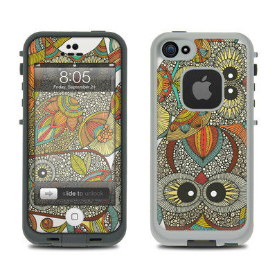 Lifeproof iPhone 5 Case Skin - 4 owls