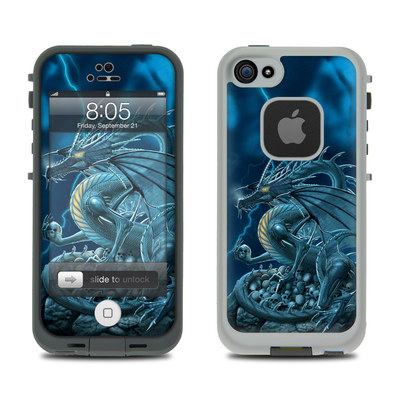 Lifeproof iPhone 5 Case Skin - Abolisher