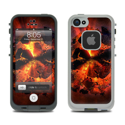 Lifeproof iPhone 5 Case Skin - Aftermath