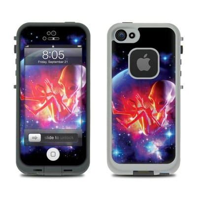 Lifeproof iPhone 5 Case Skin - Alien Embryo